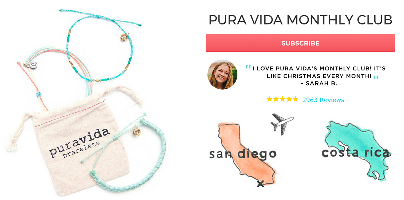 How Pura Vida Bracelets Increased Revenue by Over $30k in 30 Days