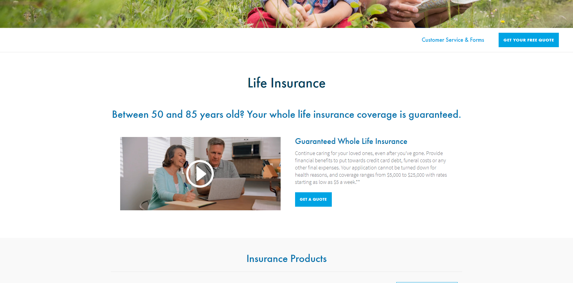 Aig Term Life Insurance Quote 21 Great And Not So Great Value Proposition Examples