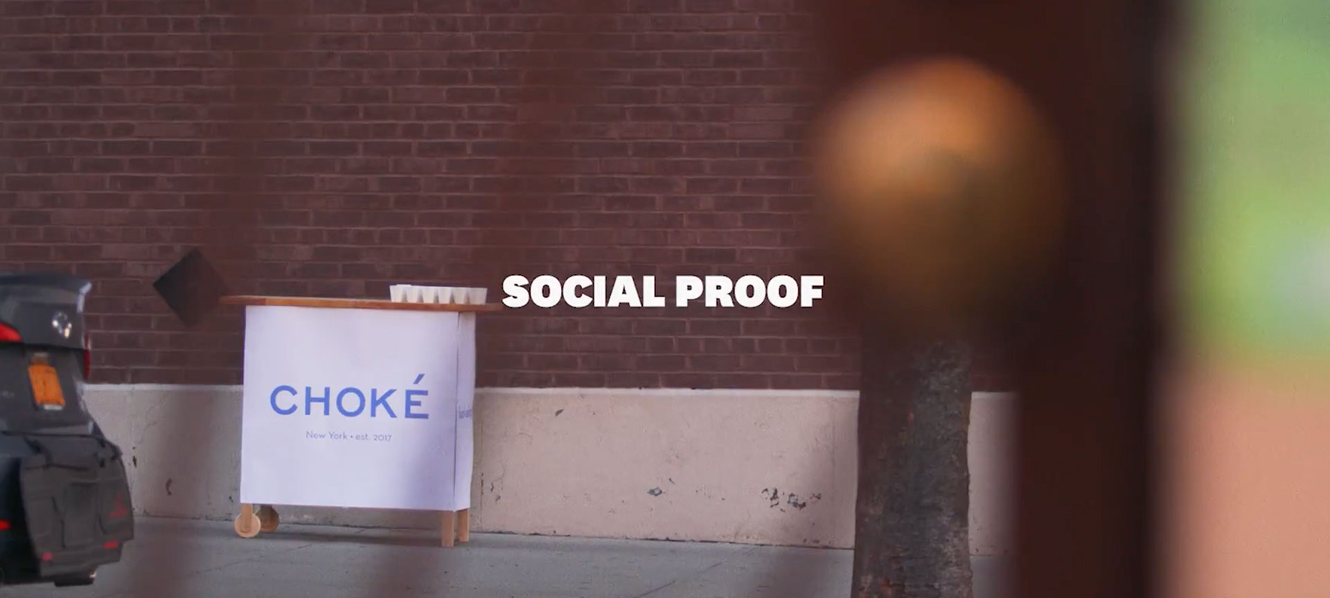 Social Proof, the film