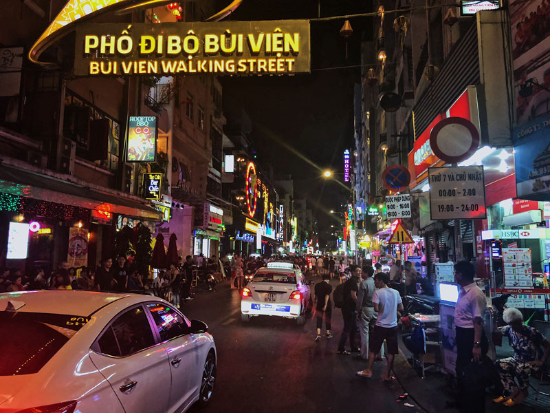 ho chi minh red light district